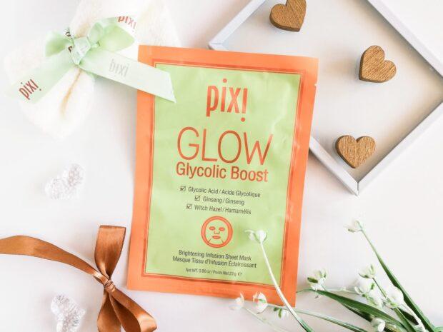 Pixi Glow Glycolic Boost Mask