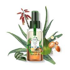 Haircare with Herbal Essences Aloe Hair Mist Oil