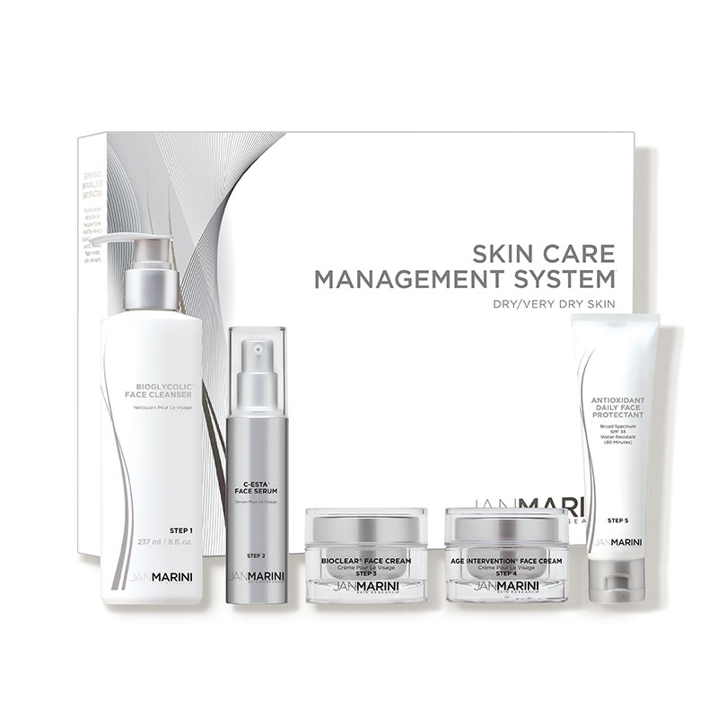 Jan Marini skincare management system
